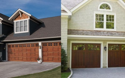 Top Garage Door Trends for 2016
