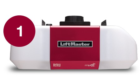 Upgrade to LiftMaster MyQ