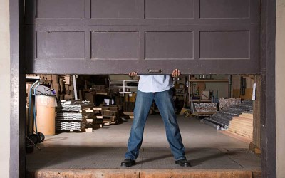 Five Garage Door Safety Tips